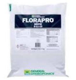 General Hydroponics FloraPro Grow Soluble 25 lb bag