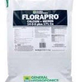 General Hydroponics FloraPro Calcium + Micros Soluble 25 lb bag
