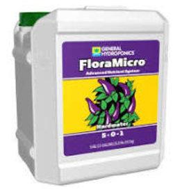 General Hydroponics GH Hardwater Flora Micro 2.5 Gallon