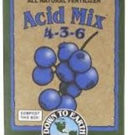 Down to Earth Down To Earth Acid Mix - 6 lb