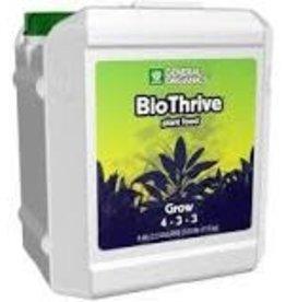 General Hydroponics GH General Organics BioThrive Grow 2.5 Gallon