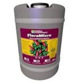 General Hydroponics GH Flora Micro 15 Gallon