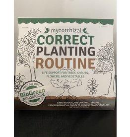 BioGreen Organics Correct Planting Routine