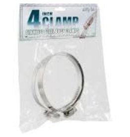 Hydrofarm Stainless Steel Duct Clamps - 4