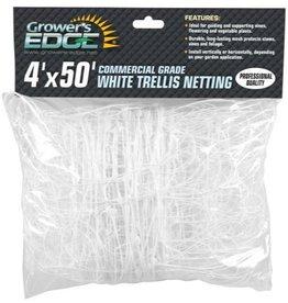 Growers Edge Grower's Edge Commercial Grade Trellis Netting 4 ft x 50 ft