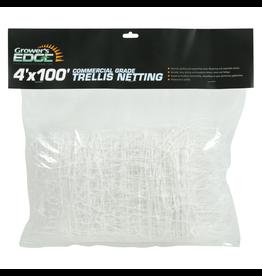 Growers Edge Grower's Edge Commercial Grade Trellis Netting 4 ft x 100 ft
