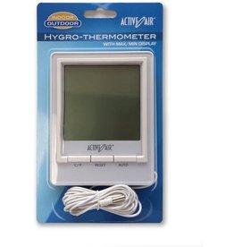 Active Aqua Active Air Digital Hygro-Thermometer
