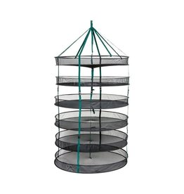 STACK!T STACK!T Drying Rack w/Clips, 3 ft - Now With Center Support Strap