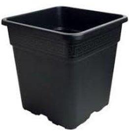 Gro Pro Gro Pro Black Square Pot 1.5 Gallon