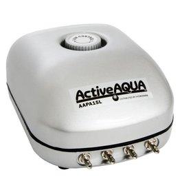 Active Aqua Active Aqua Air Pump, 4 Outlets, 6W, 15 L/min