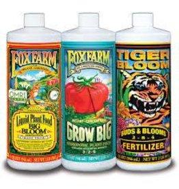 FoxFarm FoxFarm Hydro Formula Nutrients Trio, 3 qts
