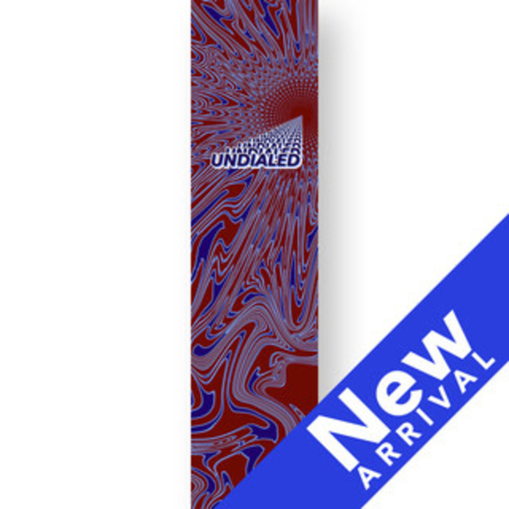 """Undialed Grip Tape - Scooter Undialed - Wormhole 6"""" x 24"""""""