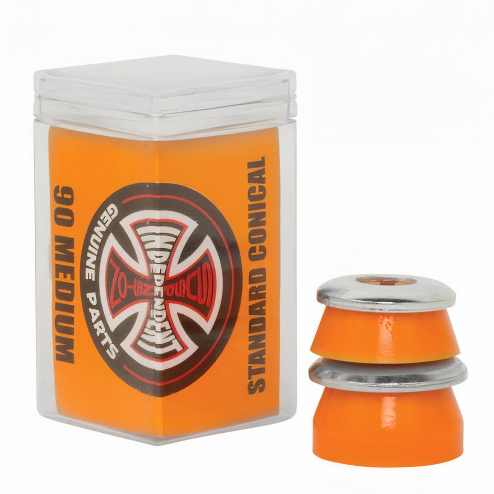 Independent Independent - Standard Conical Bushings - Medium Orange 90