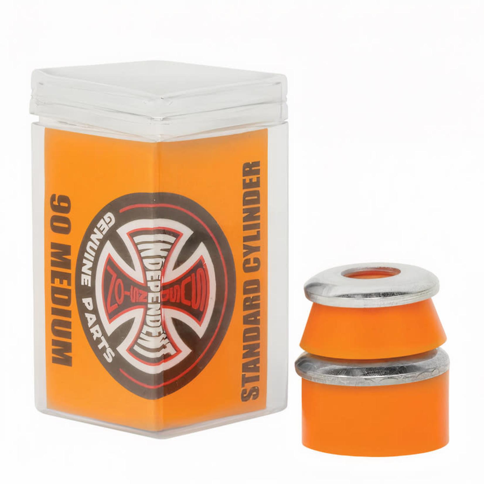Independent Independent - Standard Cylinder Bushings - Medium Orange 90