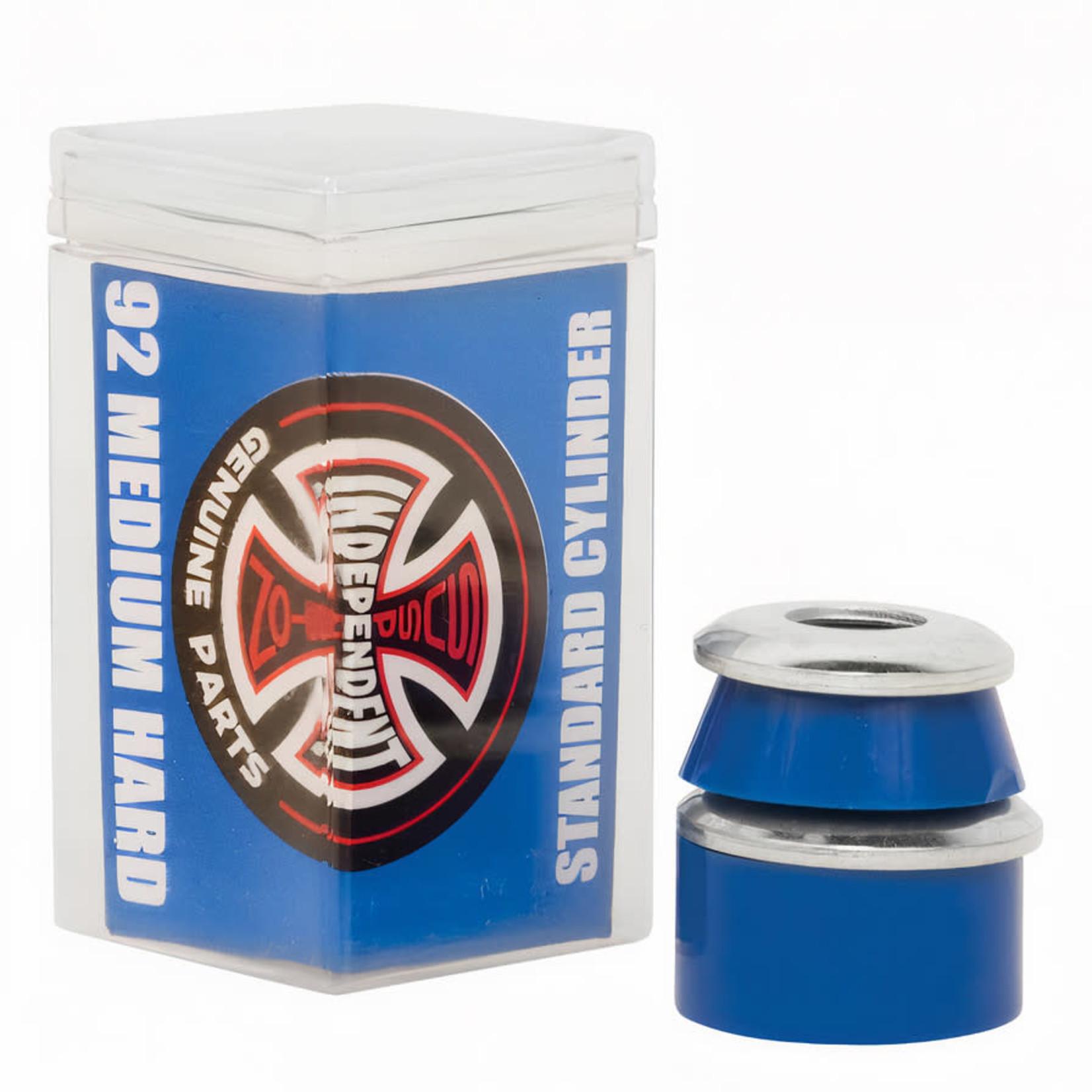 Independent Independent - Standard Cylinder Bushings - Medium Hard Blue 92