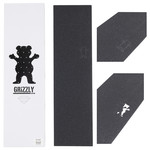 """Grizzly Grizzly - Grip Tape Black Cutout 9"""""""
