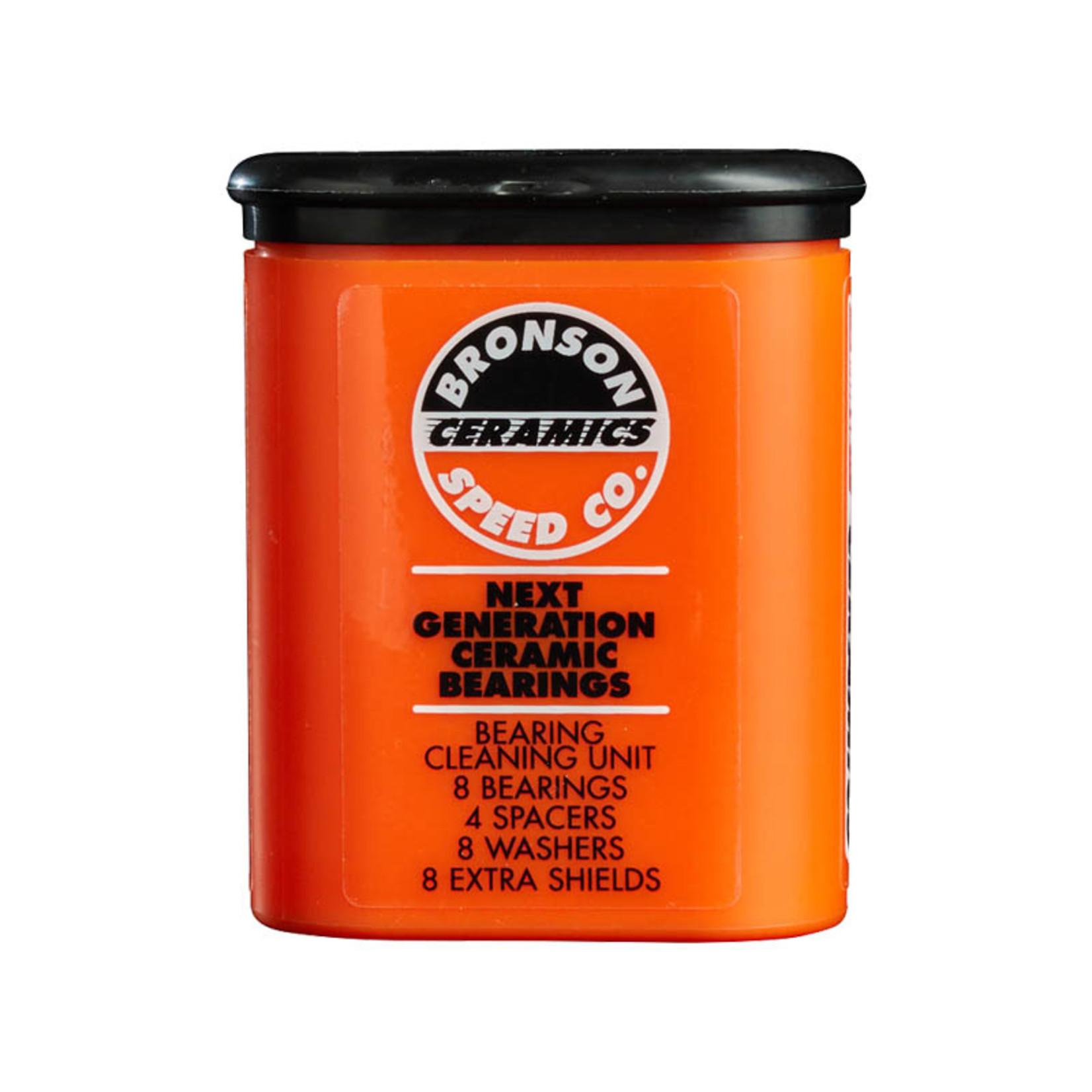 Bronson Bronson - Next Gen Ceramic Bearings