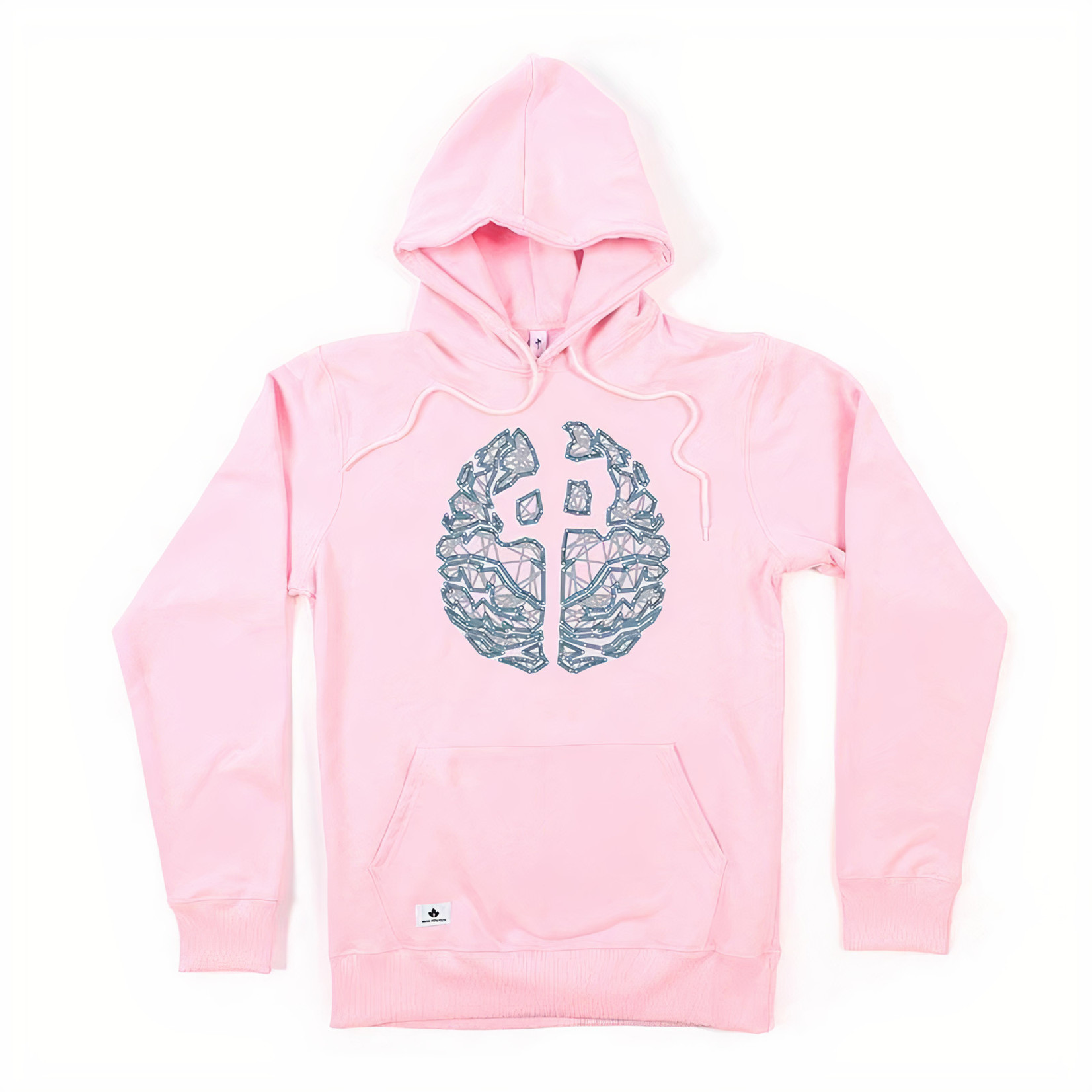 Red Dragon Apparel RDS - Hood Synapsis Pink