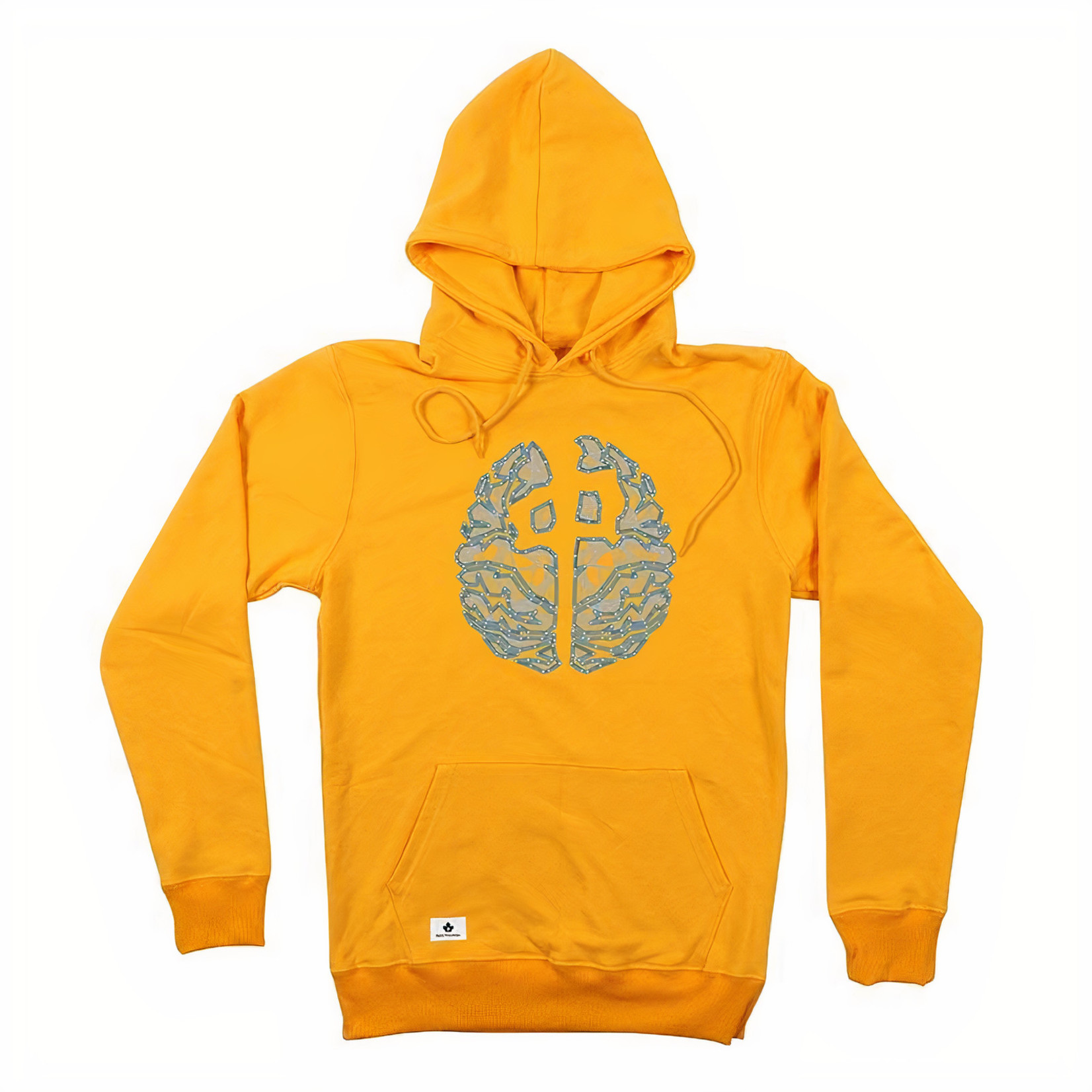 Red Dragon Apparel RDS - Hood Synapsis Gold