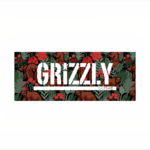Grizzly Grizzly - XL Stamp Sticker Roses