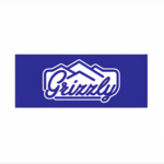 Grizzly Grizzly - XL Stamp Sticker Old School