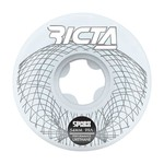Ricta Ricta - Wireframe Sparx Wheels Silver - 99A  54mm