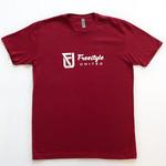 Freestyle United Freestyle United - Adult OG T-shirt - Red