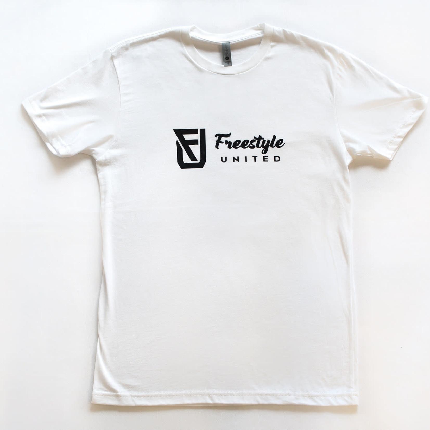 Freestyle United Freestyle United - Adult OG T-shirt - White