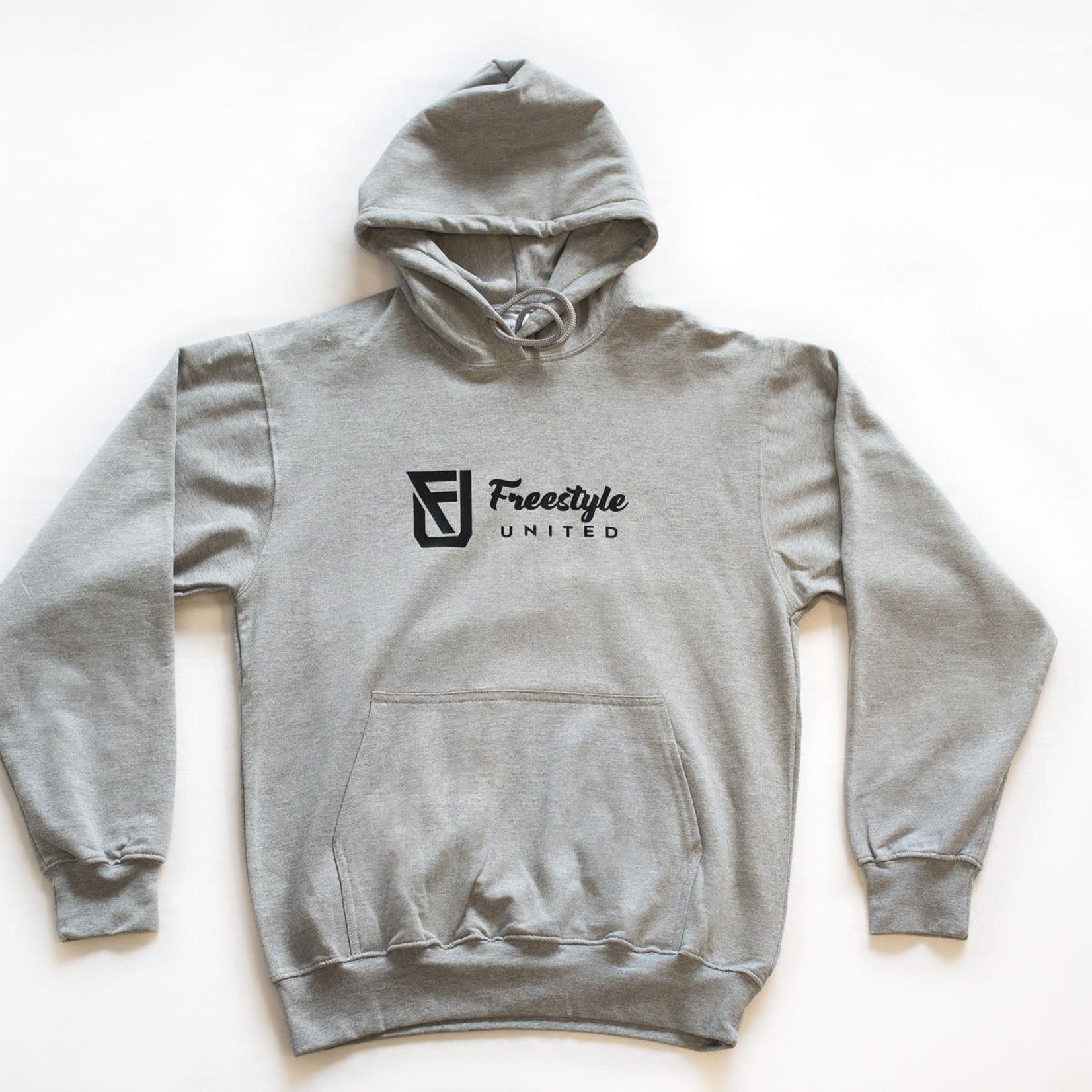Freestyle United Freestyle United - Adult OG Hoodie - Light Grey