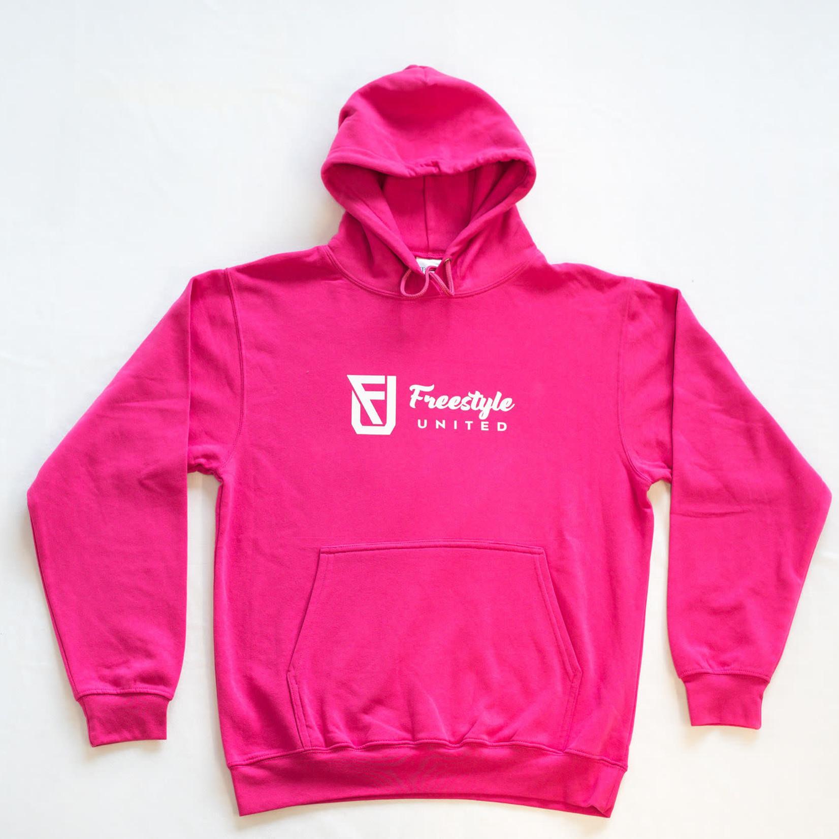 Freestyle United Freestyle United - Adult OG Hoodie - Pink