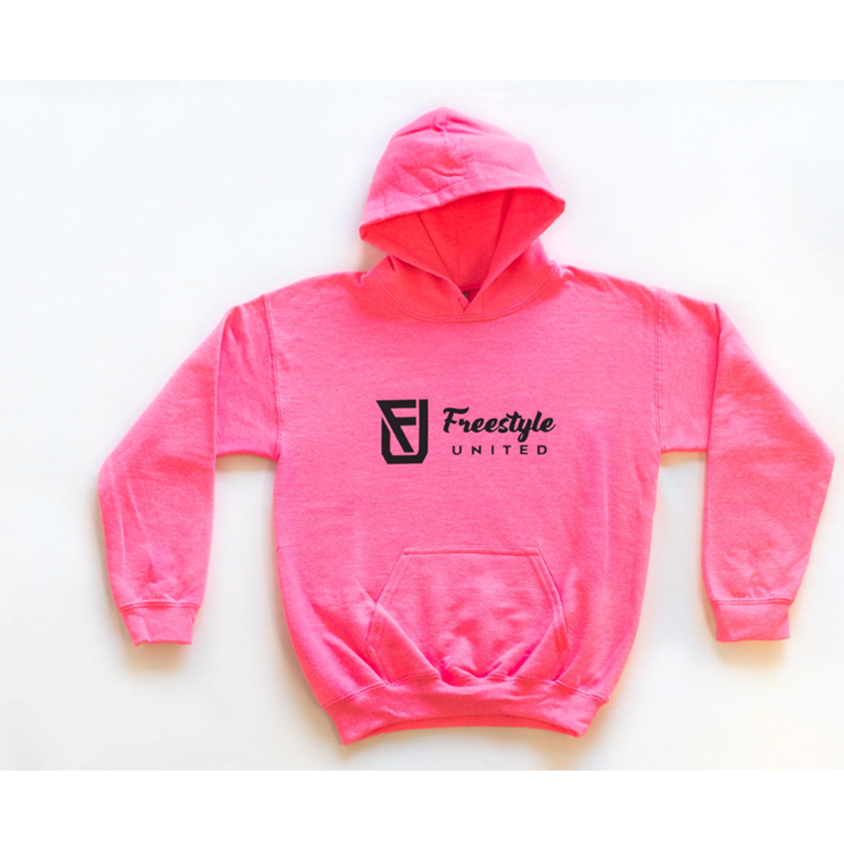 Freestyle United Freestyle United - Youth OG Hoodie - Pink