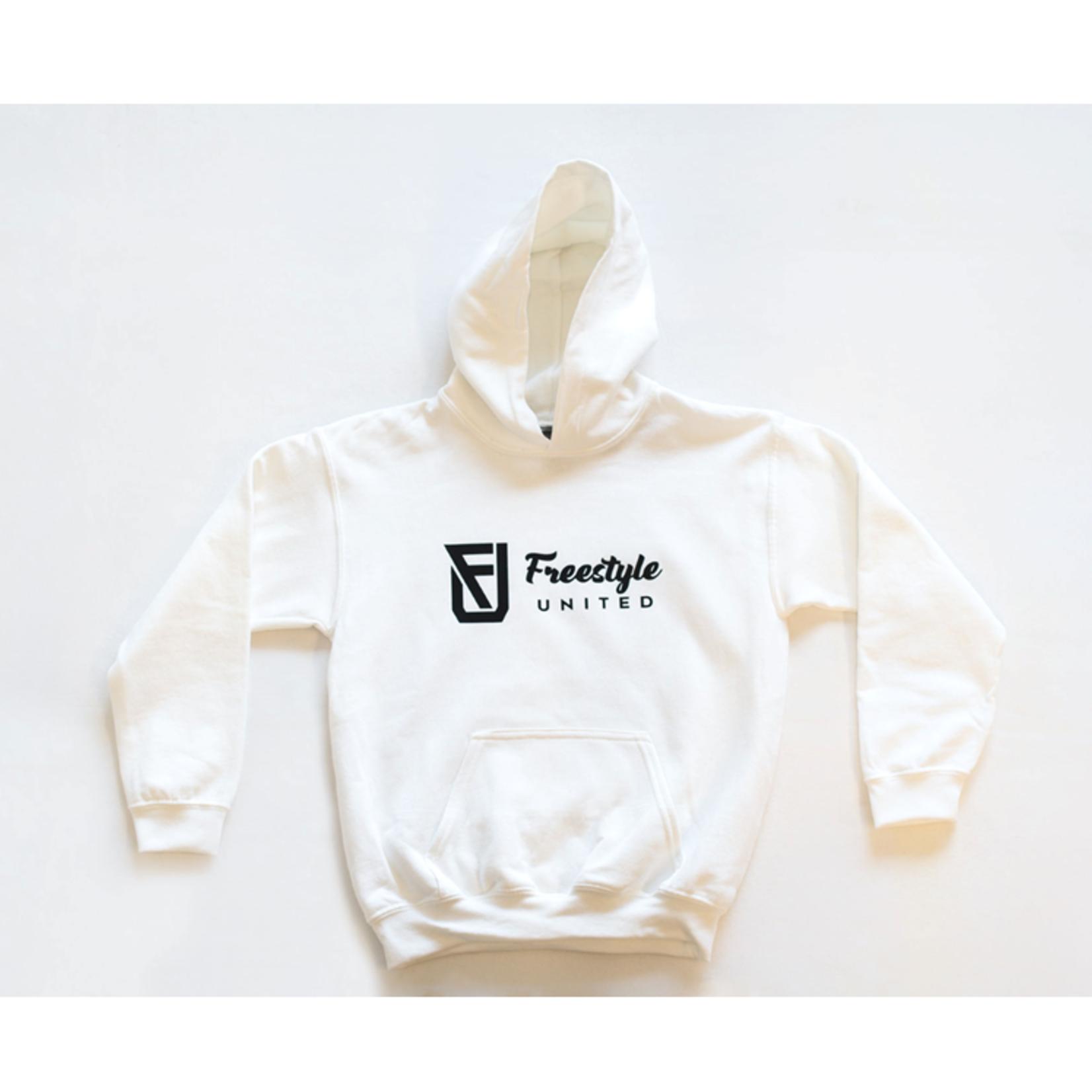 Freestyle United Freestyle United - Youth OG Hoodie - White