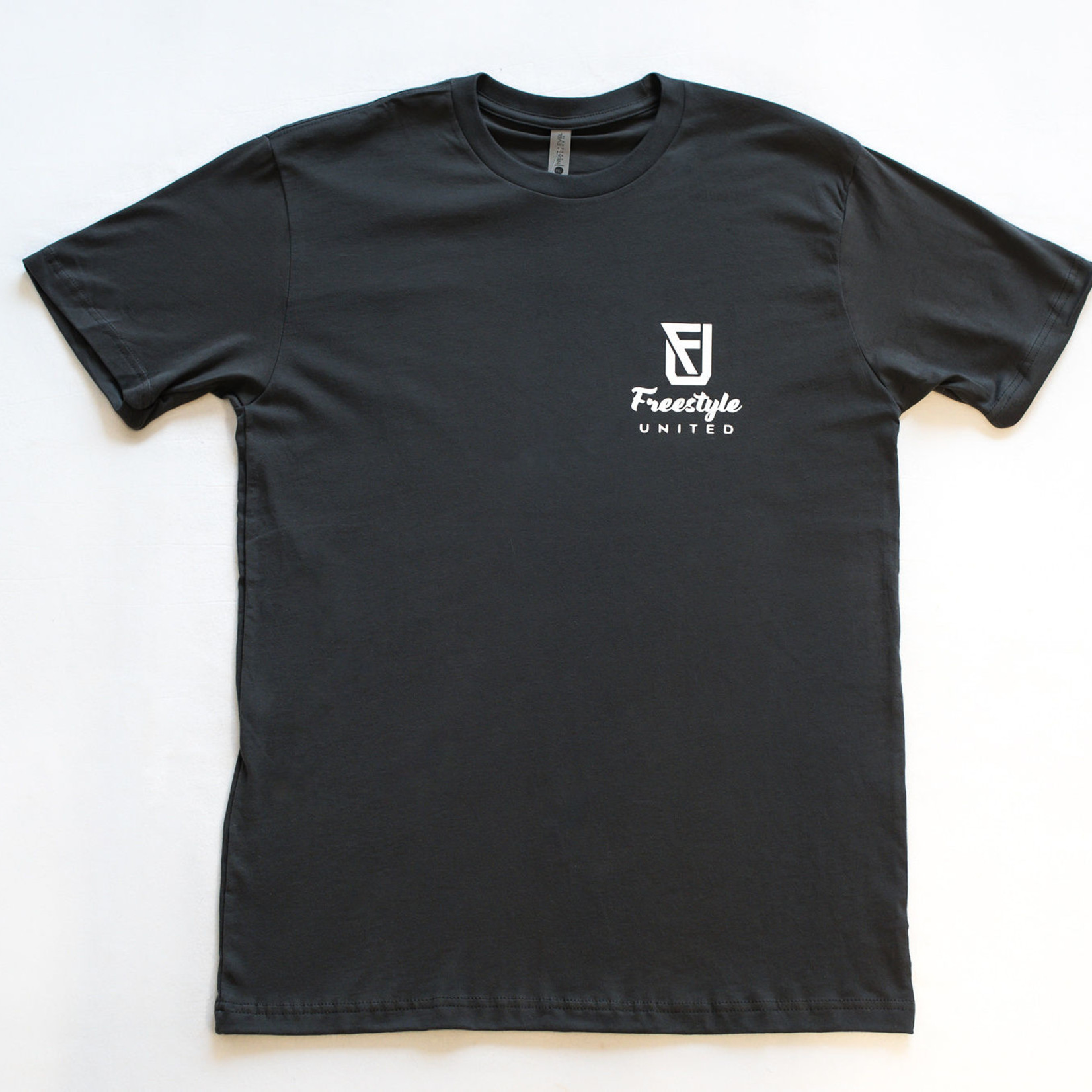 Freestyle United Freestyle United - Adult Signature T-shirt - Dark Grey