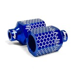North North - Honey Scooter Pegs - Blue