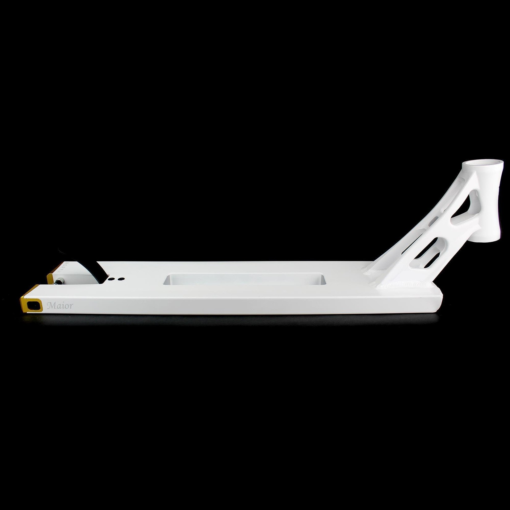 """North North - Scooter Deck - Atlas Maior Forged 5.25"""" x 22"""" - Matte White"""