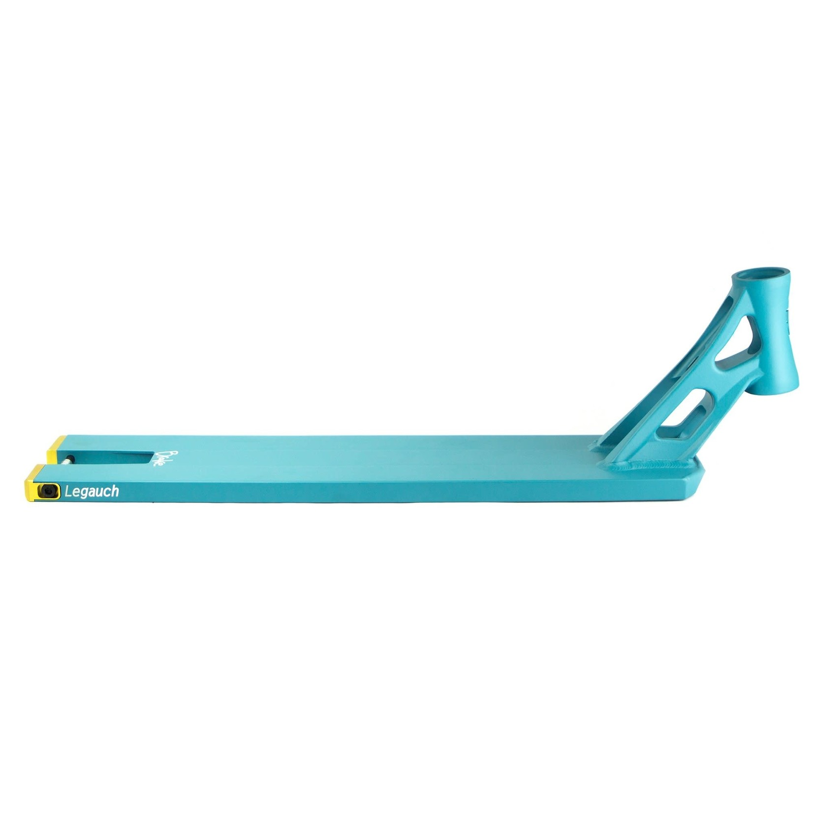 """North North - Scooter Deck - Transit 3D Forged Legauch Signature 5.3"""" x 22"""" - Matte Junebug"""