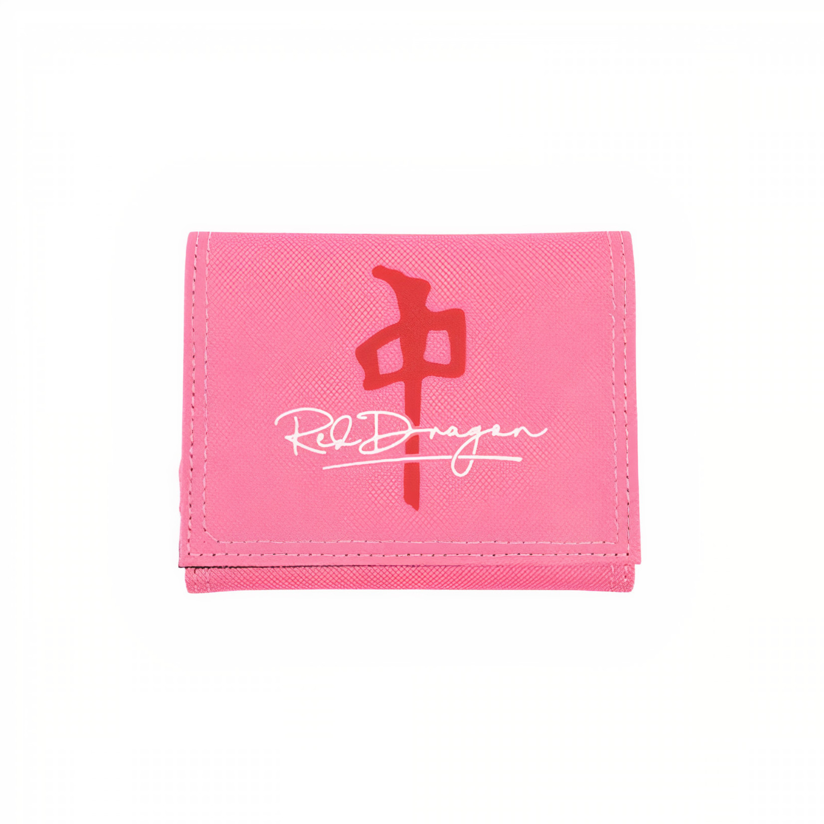Red Dragon Apparel RDS - Signature Velcro Wallet - Pink
