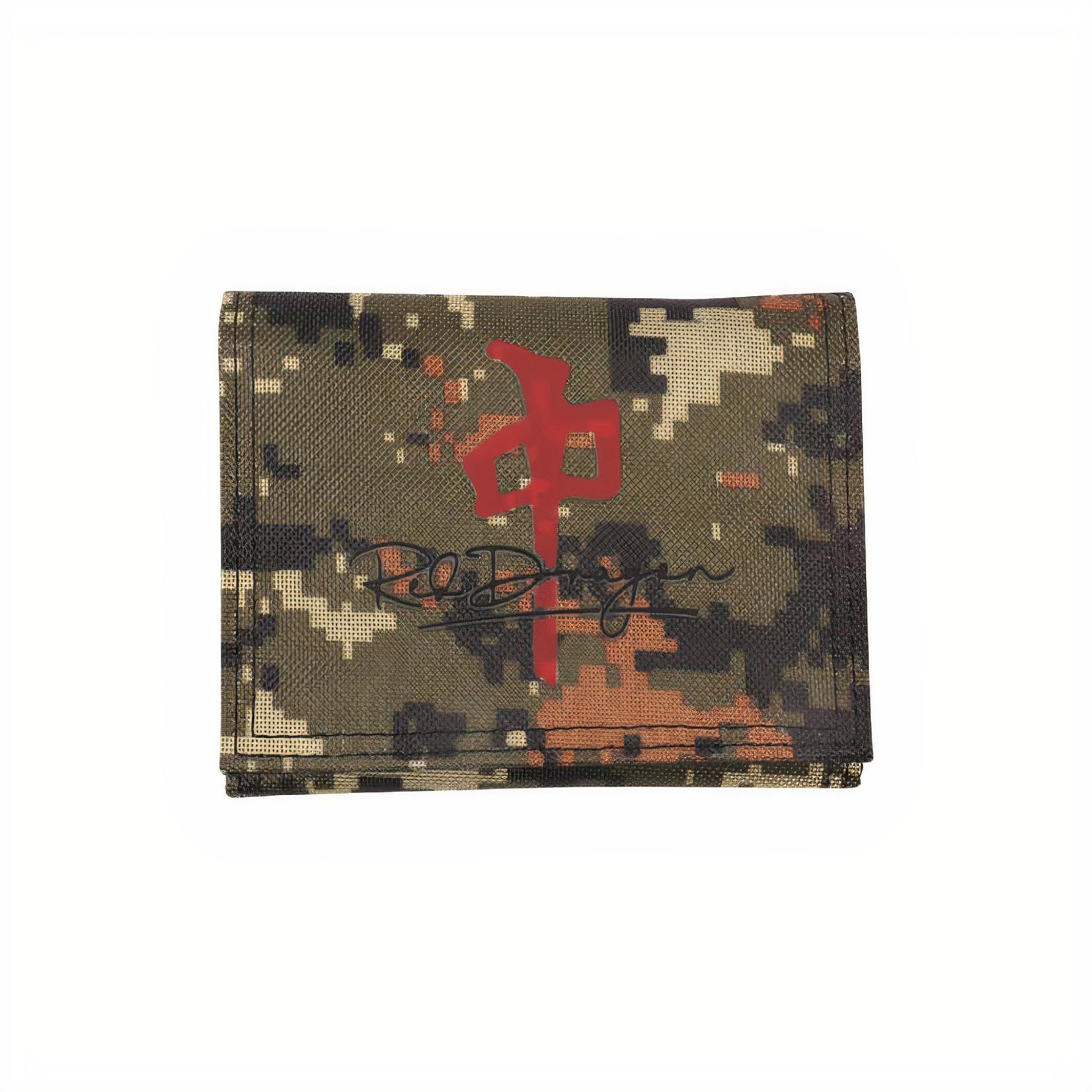 Red Dragon Apparel RDS - Signature Velcro Wallet - Digi Camo