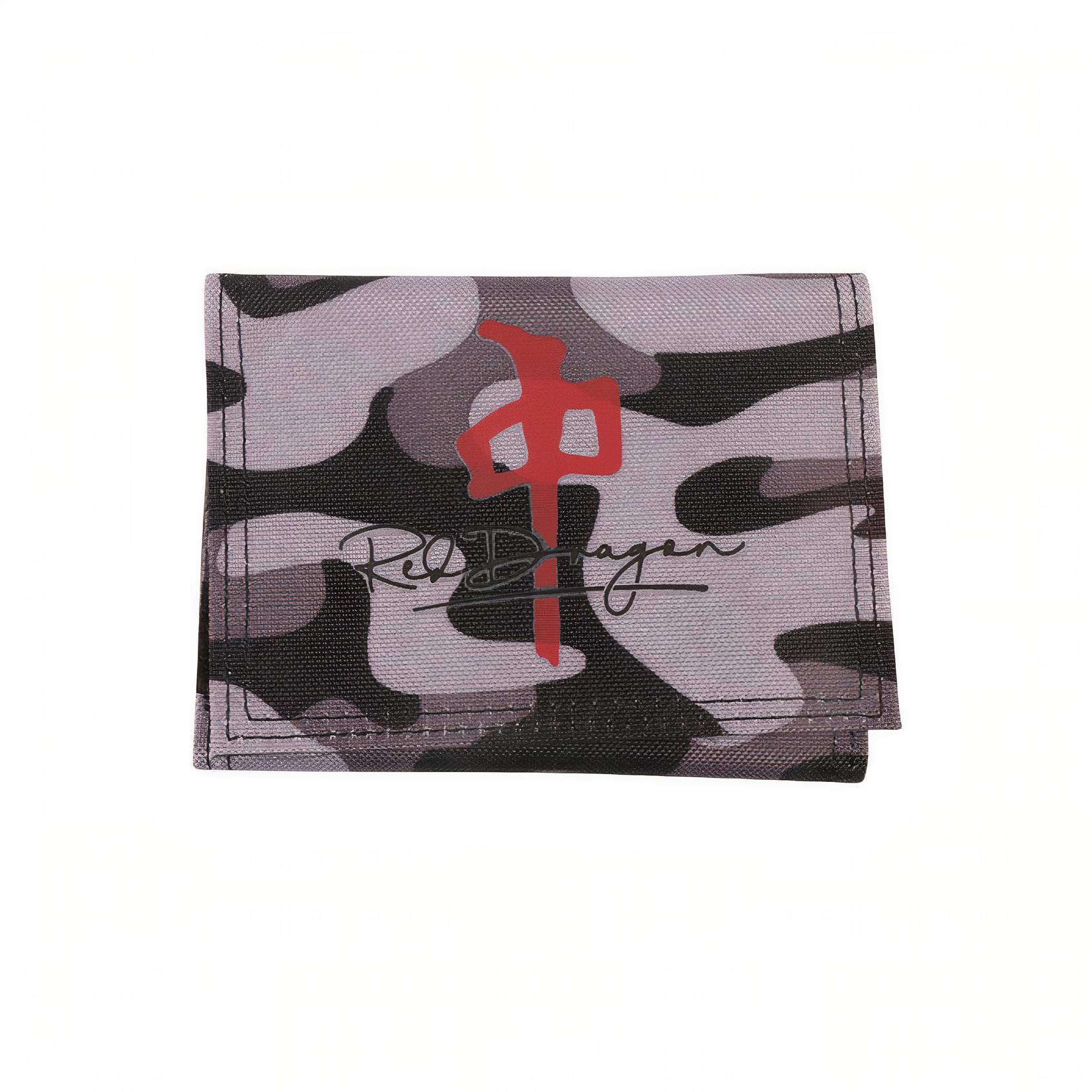 Red Dragon Apparel RDS - Signature Velcro Wallet - Black Camo