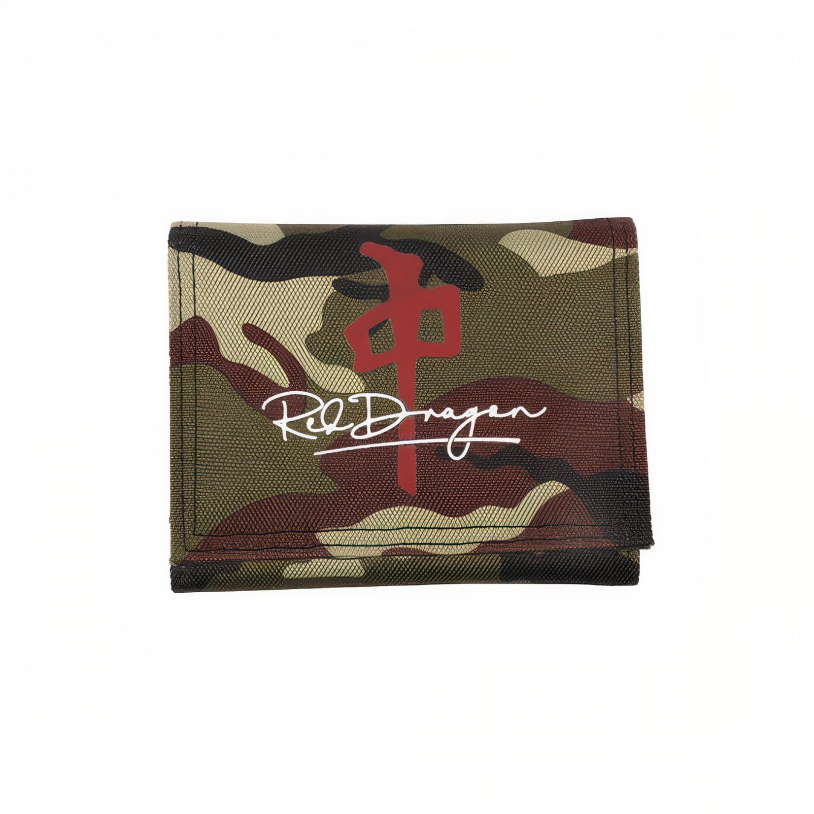 Red Dragon Apparel RDS - Signature Velcro Wallet - Camo