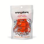 Orangatang Orangatang - Longboard Bushings - Nipples Soft Orange