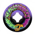 Slime Balls Slime Balls - Wheels - 99a Greetings Speed Balls - Purple / Black 53mm