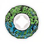 Slime Balls Slime Balls - Wheels - 97a Vomit Mini II - White / Blue / Green 54mm