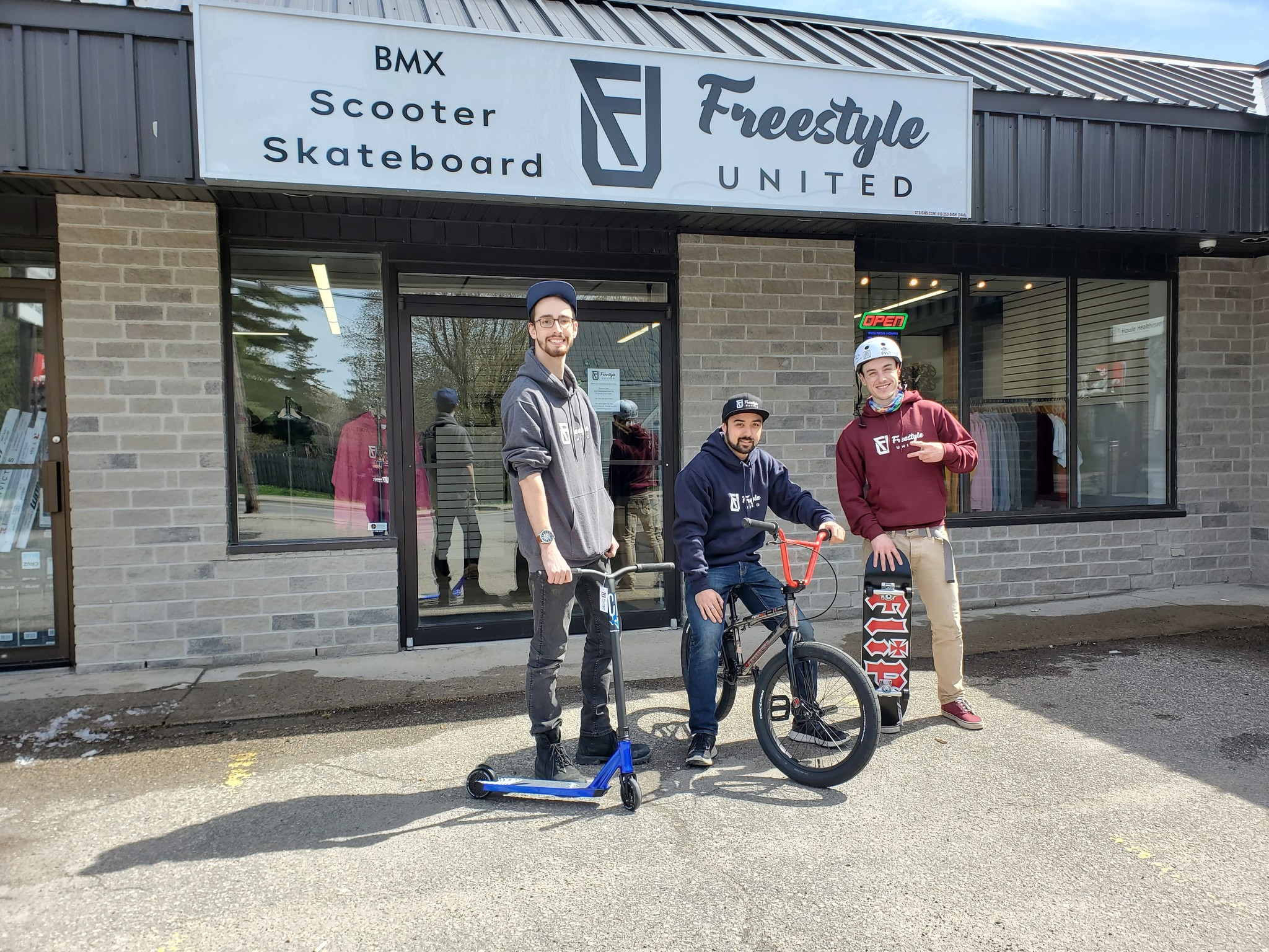 Freestyle United Owners