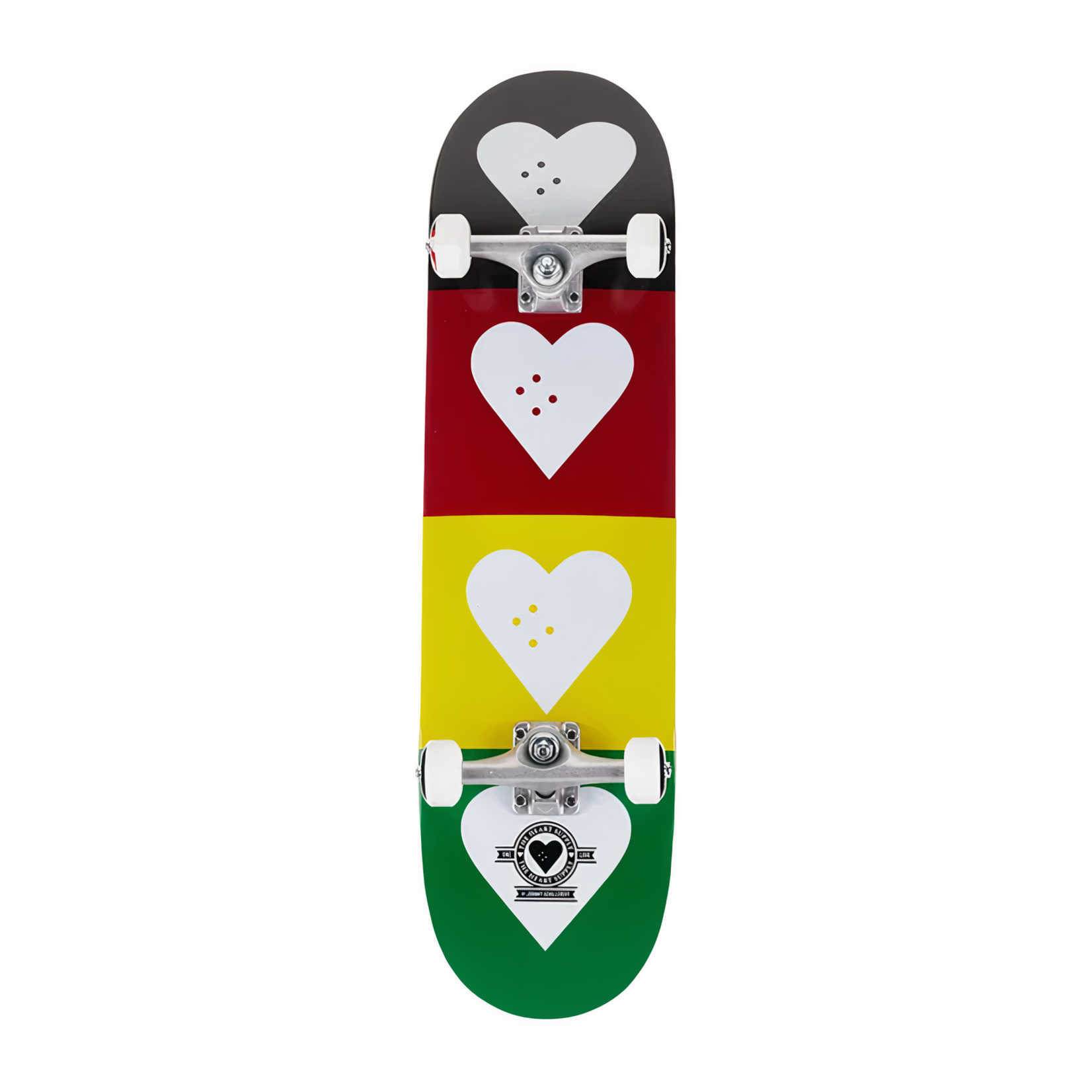 """The Heart Supply The Heart Supply - Complete Quad - 8.25"""""""