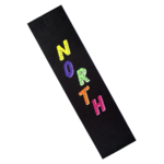 """North North - Grip Tape - Breakout Text - 24 x 6"""""""