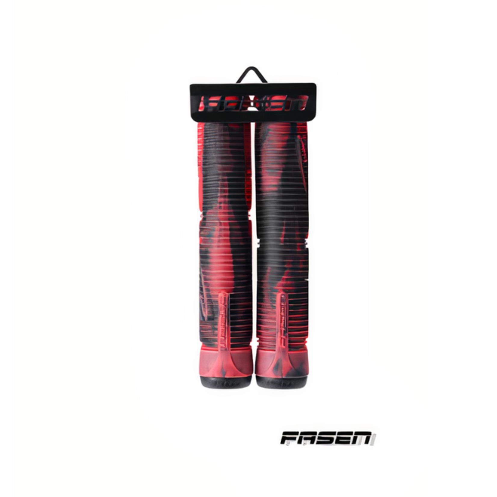 Fasen Fasen - Fast Hand Grips - Black / Red