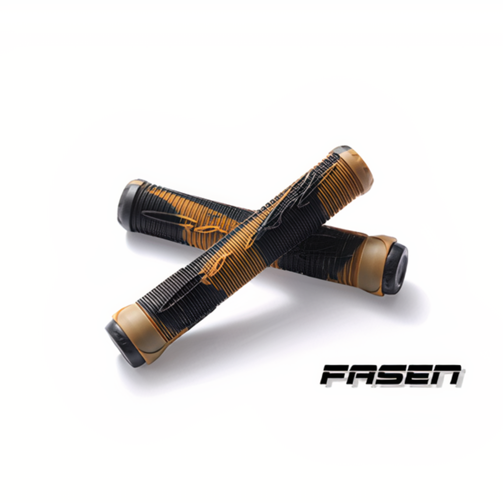 Fasen Fasen - Fast Hand Grips - Black / Gum