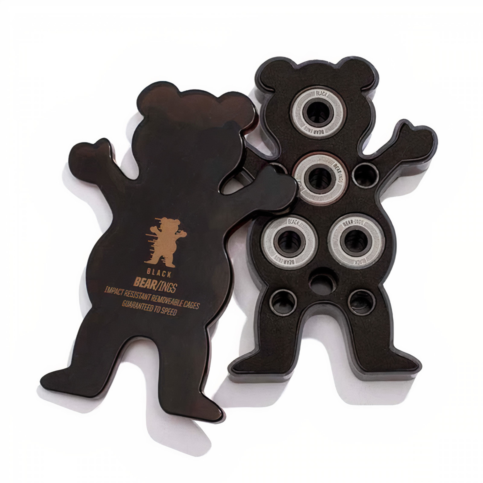 Grizzly Grizzly - Bearings Abec 9 - Black