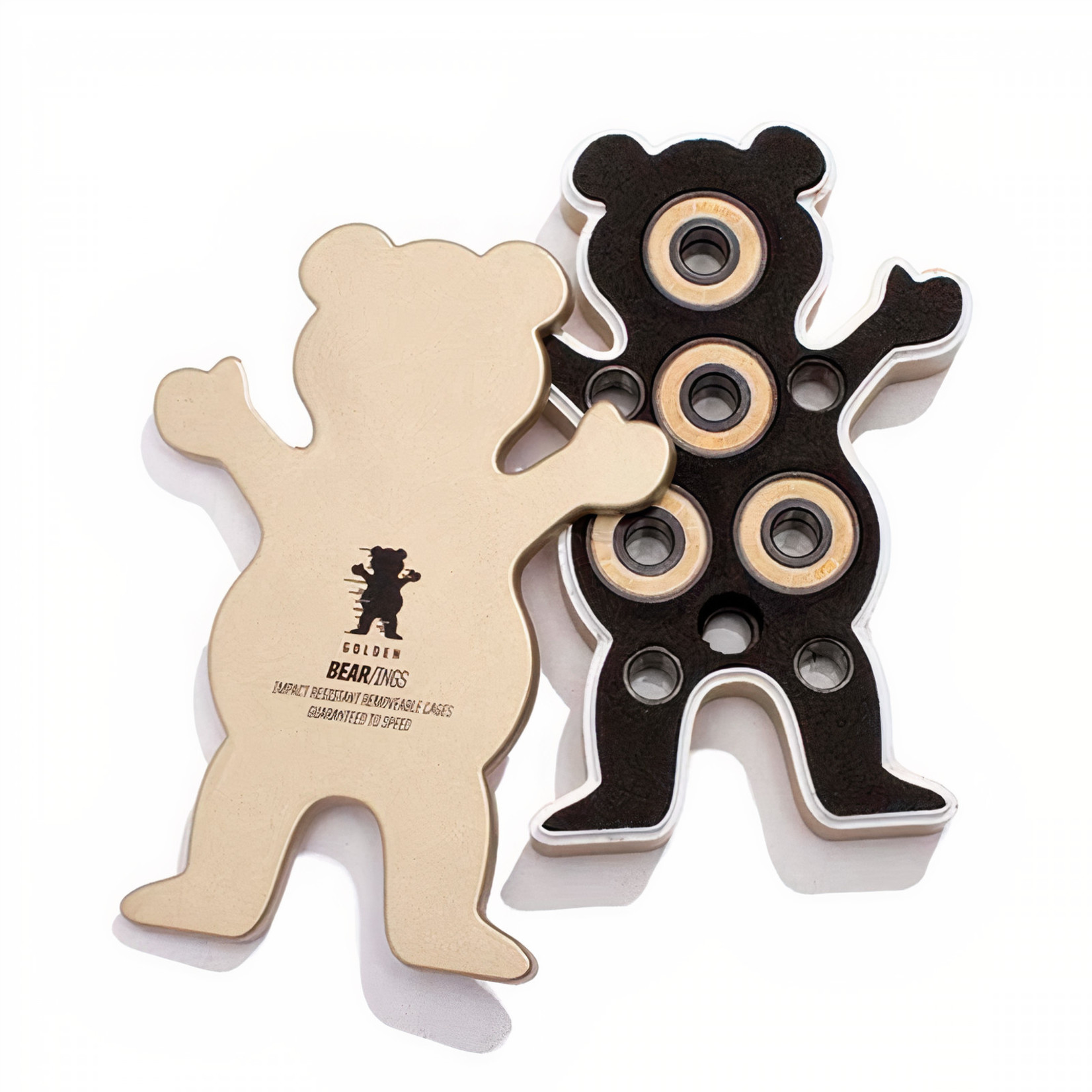 Grizzly Grizzly - Bearings Abec 7 - Gold